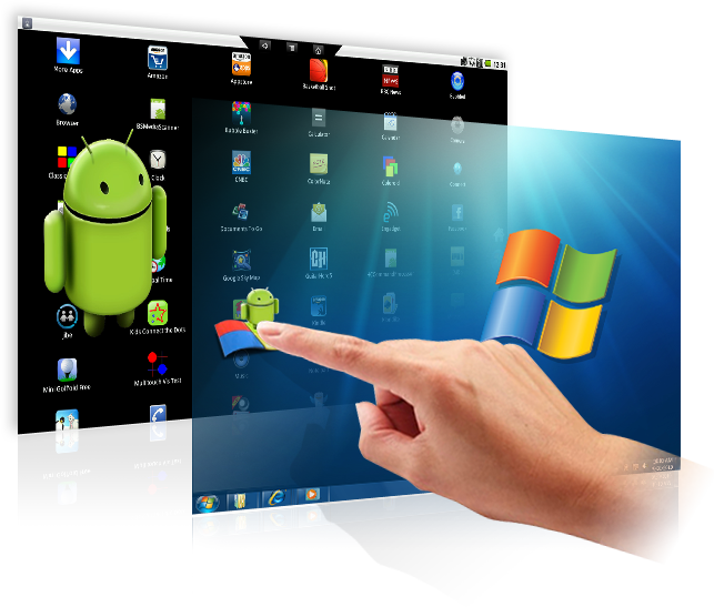 Android for Windows